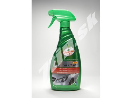 Turtle Wax Wax it wet rýchlovosk na mokrý lak 500 ml