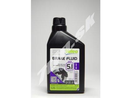 Valeo DOT 5.1 Brake fluid brzdová kvapalina 500 ml