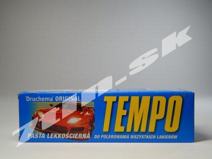 Druchema Tempo vosk na leštenie každého laku 120 g