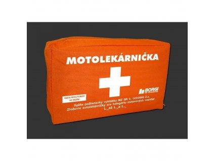 Motolekárnička textilná, 143/2009