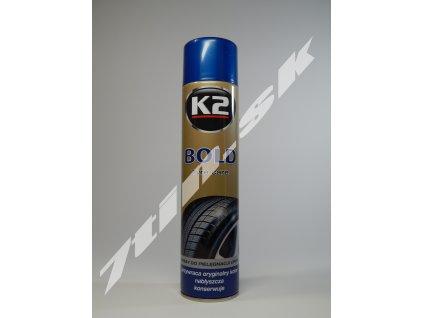 K2 Bold čistič pneumatík 600 ml