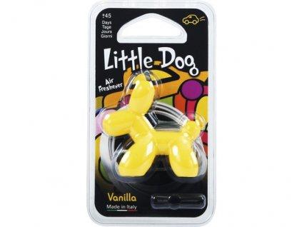 LITTLE DOG Vanilla (vanilka)