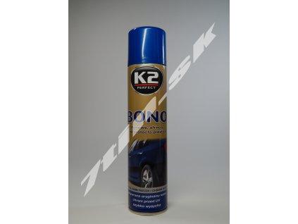 K2 Bono čistič vonkajších plastov 300 ml