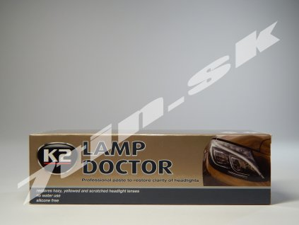 K2 Lamp doctor leštiaca pasta na svetlomety 60 g