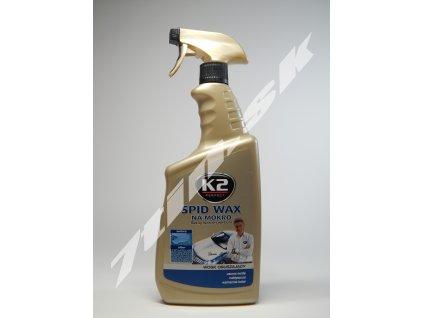 K2 Spid wax tekutý vosk na mokrý lak 770 ml