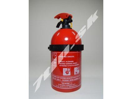 Práškový hasiaci prístroj (PR1) 1kg