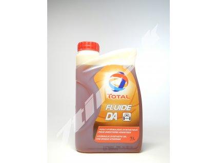 Total Fluide DA hydraulická kvapalina 1 l