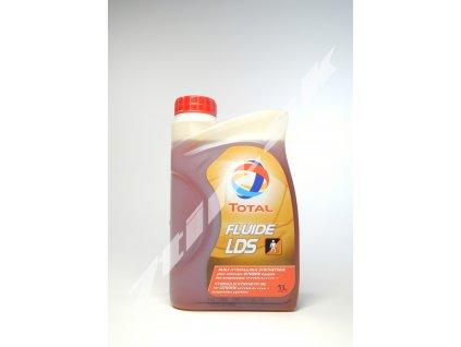 Total Fluide LDS hydraulická kvapalina 1 l