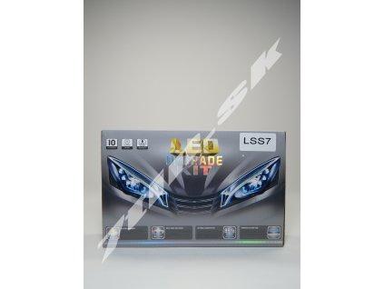 M tech LED set H7