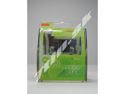 M tech Long life H1 P14.5s 12V 55W duobox