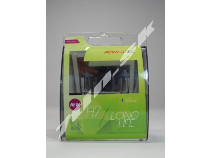 M tech Long life H7 PX26d 12V 55W duobox