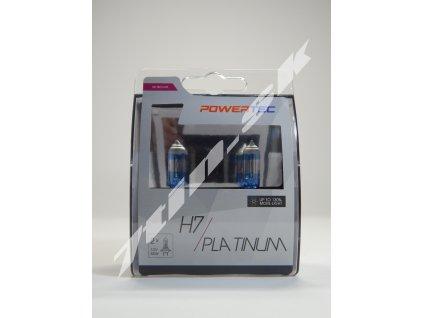 M tech Platinum H7 PX26d 12V 55W duobox