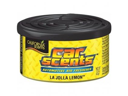 CALIFORNIA SCENTS La jolla lemon (citrón)