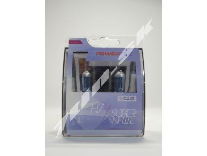 M tech Super white H7 PX26d 12V 55W duobox