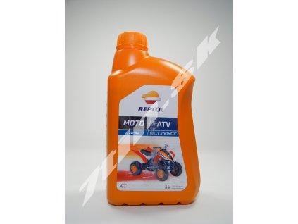 Repsol Moto ATV 4T 10W 40 1 l