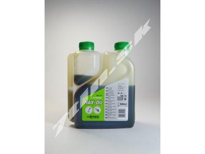 Axenol Hax oil Olej pre dvojtaktné motory (500 ml)