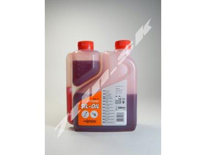 Axenol Sil oil Olej pre dvojtaktné motory (500 ml)