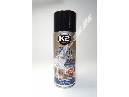 K2 Anti Marten Sprej proti kunám (400 ml)