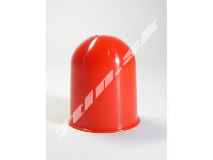 Krytka na guľu ťažného zariadenia (červená)