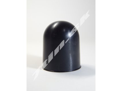 Krytka na guľu ťažného zariadenia (čierna)