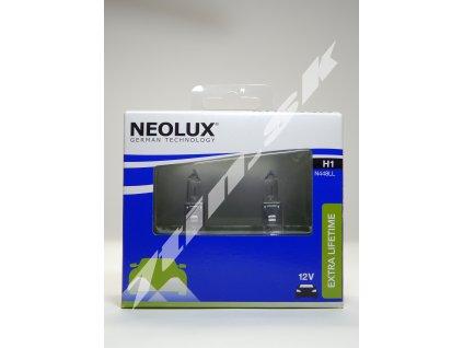 Neolux Extra Lifetime H1 P14,5s 12V 55W N448LL duobox