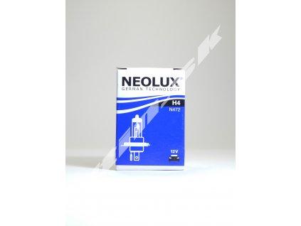 Neolux H4 P43t 12V 60.55W N472