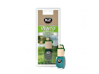 K2 VENTO Green tea (zelený čaj) 8 ml