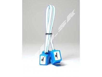 AAAAKeramické koncovky pre žiarovky H1.H3