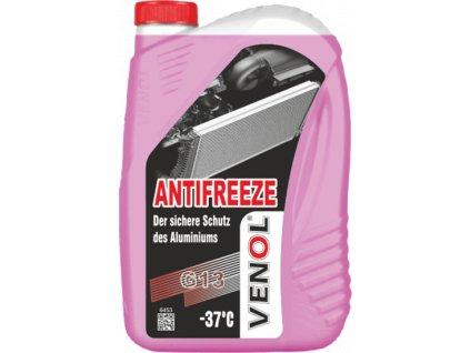 Venol Antifreeze Chladiaca kvapalina (-37 °C) G13