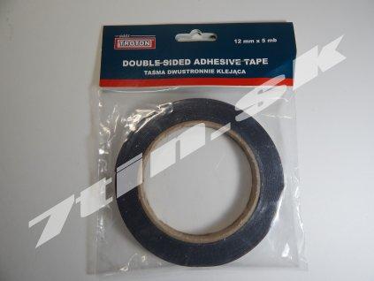 Troton Obojstranná lepiaca páska 5 m x 12 mm