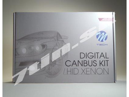 M tech H7 Digital Canbus kit.HID Xenon (prestavba)