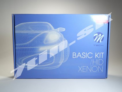 M tech H1 Basic kit.HID Xenon (prestavba)