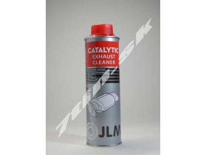JLM Catalytic exhaust cleaner Čistič naftového katalyzátora 250 ml