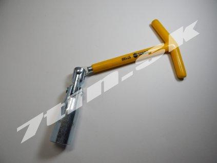 Kľúč na sviečky 16 mm x 15 cm