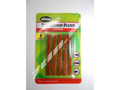 Slime Tire repair plugs Opravné knôty (5 ks)