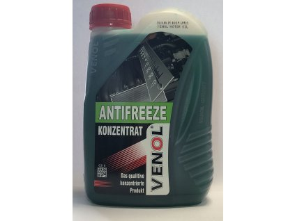 Venol Antifreeze konzentrat Koncentrát chladiacej kvapaliny G11