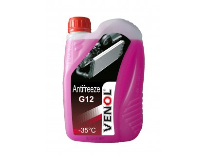 Venol Antifreeze Chladiaca kvapalina (-35 °C) G12