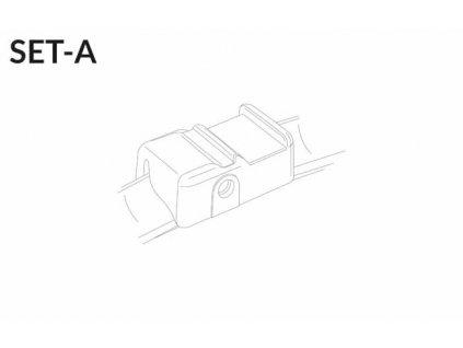 """SET A 24""""/17"""" 600 + 430 mm sada predných stieračov"""