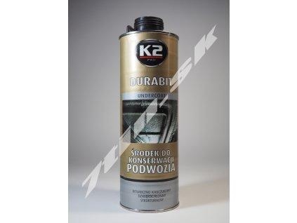 K2 Durabit Asfaltová ochrana podvozku (1 l)