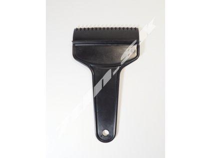 Škrabka na autosklo (plastová, 18 cm)