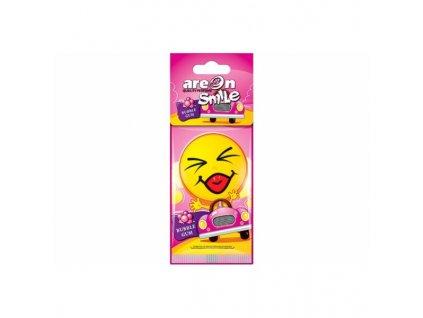 areonsmiledry bubble gum