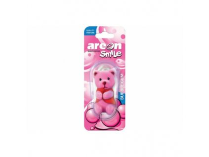 areon smile toy bubble gum