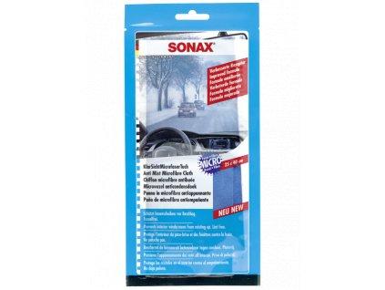 Sonax Utierka na sklo z mikrovlákna 25 x 40 cm