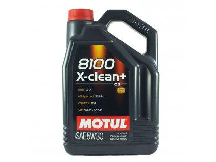 MOTUL 8100 X Clean 5W 30 5L