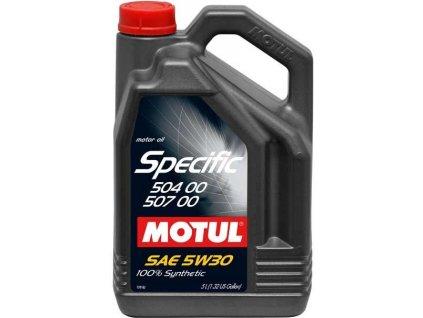 Motul Specific 5W-30 (504 00 507 00) 5l
