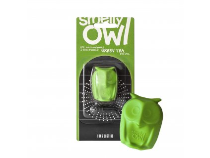 SMELLY OWL Green tea (zelený čaj)