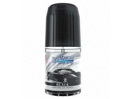 car air freshener perfume home office dr marcus pump spray black
