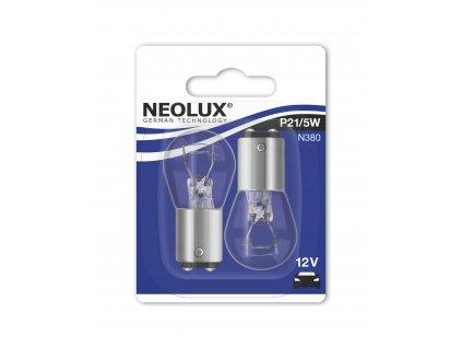 neolux autozarovka p21 5w standard 12v 21 5w bay15d blistr 2ks ie427609