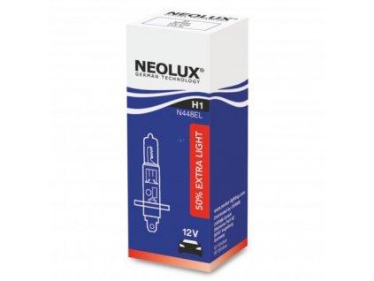 neolux extra light h1 12v 55w 50 n448el 1ks