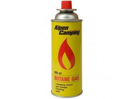 Alpen Camping Plynová náplň (kartuša) 400 ml